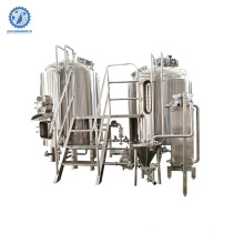 100L 300l 500l 1000l beer mash tun equipment lauter tun and boiler brewhouse system