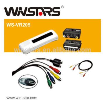 USB2.0 DVR capture audio et vidéo Grabber, Easy Capture, capture d'écran