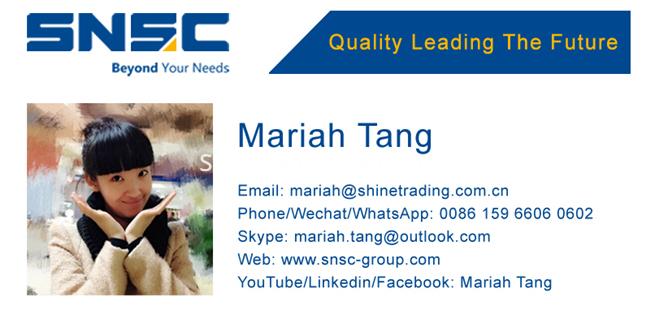 mariah tang forklift