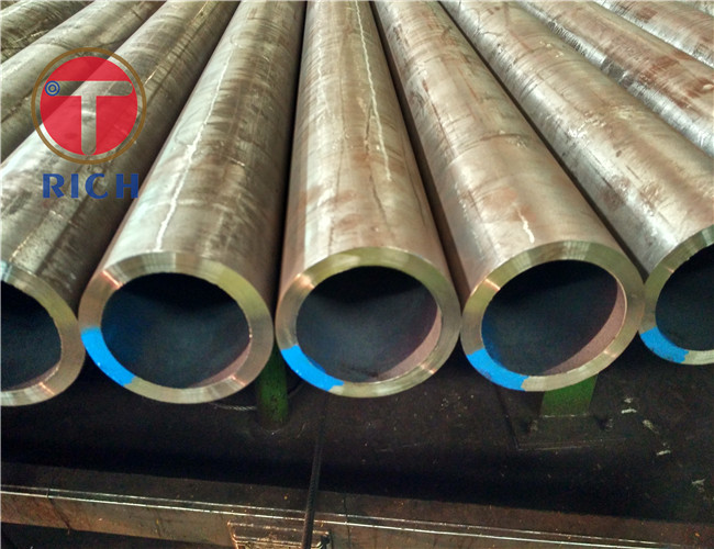 GB/T 8163 Carbon Steel Seamless Steel Pipe Tube