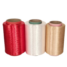 Hot sales pp colored yarn 1260D PP yarn for ropes