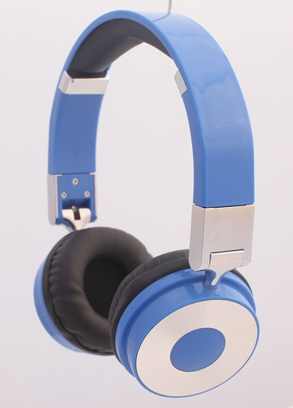 stereo wired headphones