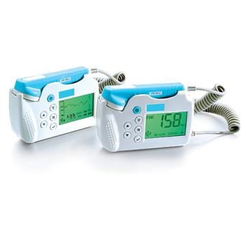 Monitor Fetal portátil Doppler fetal, ecografía Materno Fetal Monitor (SC-FHD01)