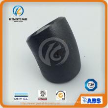 Wpl6 carbono acero 45D codo de acero inoxidable con TUV (KT0045)