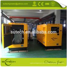 Precio promational de la fábrica generador diesel 100Kva accionado por el motor CUMMINS 6BT5.9-G2