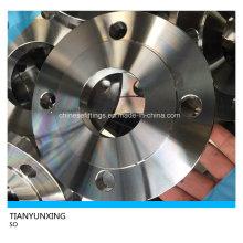 316L JIS So Slip on Stainless Steel Flanges