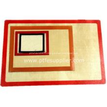 Антипригарным покрытием силиконовый вкладыш выпечки