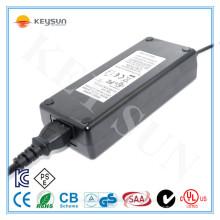 Input 90-264v 120W AC DC Adapter 220V bis 12V 10a Netzteil UL1310 Zertifizierung