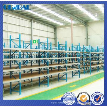 Mittlere Zoll Einstellbare Longspan Racking / hochwertige kostengünstige Lagerlösung von Longspan Regalen
