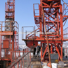 SCD300 single cage/twin cage 3t building hoist