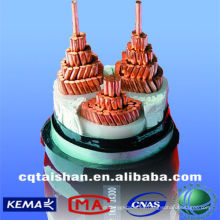 Grid del estado 0.6 / 1 (1.2) kV XLPE aisló el cable resistente del fuego Precio