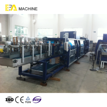 Bottle Hot Shrink Film Wrapping Machine Half Tray