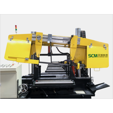 Mesin Penggergaji Band Metal Beam Sawing