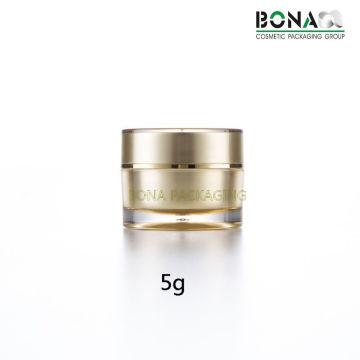 5g 10g 25g 30g acrílico pequeño envase de cosméticos de envases