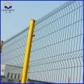 Καμπύλη συγκολλημένο φράχτη για εργοστάσιο