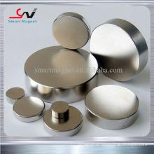 Forte magnético de entrega rápida formas diferentes ímã de neodímio barato para venda