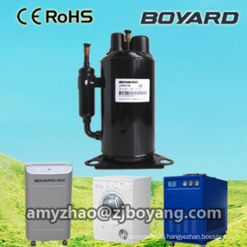 heat pump scroll compressor for heat pump water heater