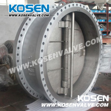 Big Size Dual Plate Wafer Check Valve