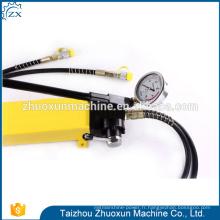 Pompe à pression hydraulique à main haute manuelle à bas prix