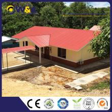 (WAS2505-95M) Maisons modulaires préfabriquées préfabriquées à vendre Projet de maisons modulaires en Thaïlande