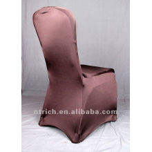 Chocolate brown colour,lycra chair cover CTS699,fancy and fantastic,cheap price but high quality