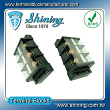 TB-300 M10 Screw Insulated Type 600V 300A Osada MCB Terminal Block