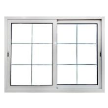 Fenêtre coulissante en aluminium de vente chaude