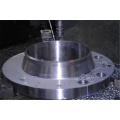 JIS 10K Weld Neck Carbon Steel Flange