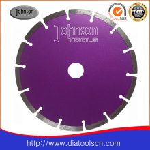 Diamond Blade: 180mm Sintered Segment Diamond Saw Blade