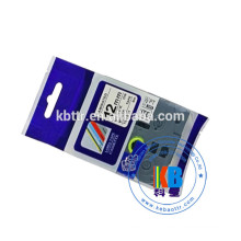 label printer machine compatible Tz-231 laminated printer thermal label tape ink ribbon cassette ribbon