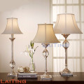 Modern solar indoor lamp fabric reading lamps table desk lamp led 2122