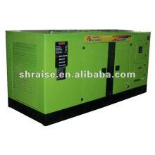 Générateur diesel refroidi à l'eau avec ATS