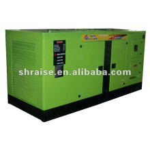 Water-cooled diesel generator with ATS