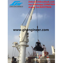 Bulk Carrier Marine Deck Crane