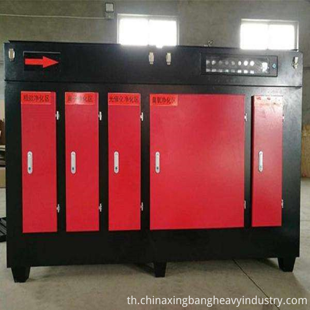 Catalytic Exhaust Gas Purifier machine