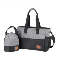 Einfache Unisex-Baby-Windel-Tasche