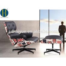натуральная кожа гостиная Мебель для дома кожаное кресло HY2112