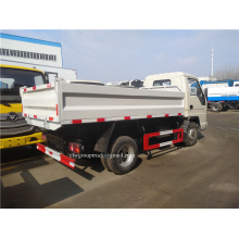 CLW Self-unloading garbage truck