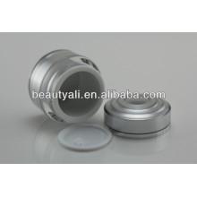 15ml 30ml 50ml de doble pared de acrílico Jar para los cosméticos