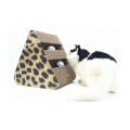Hot Sale InterestingBall Play Cardboard Cat Scratcher Pet Toy for Cat Scratching CS-2009