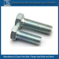 Partially Threaded DIN931 Hex Bolt (M4-M48)