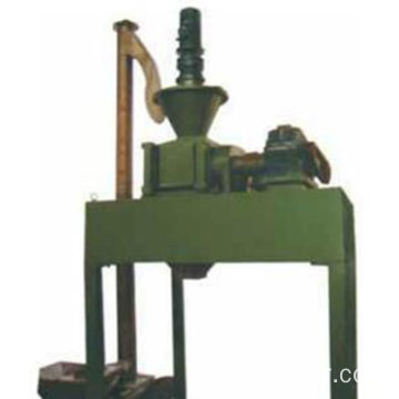 Inorganic powder compression roller machine