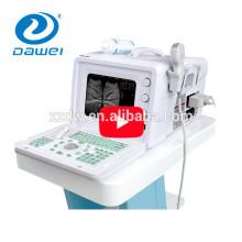 Scanner ultrasonique de vétérinaire complet pour le chat, la vache, le cheval, le porc, le mouton, la chèvre et l'équipement ultrasonique vétérinaire DW330