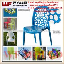 Molde de silla apilable de aluminio / Molde para silla de muebles para niños hecho en China