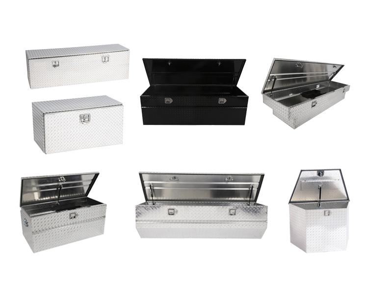 Aluminum Toolboxes