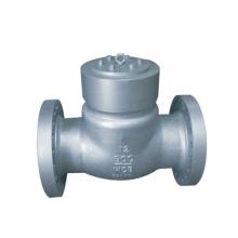 Válvula de retención de oscilación de sellado a presión (GAH44H)
