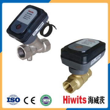 Hot 2 Way Ceramic Solenoid Mbus Wireless 12V Electric Water Valve