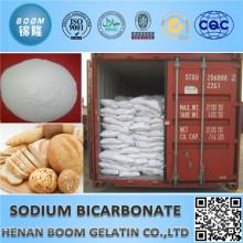 Bicarbonato de sodio de alta calidad del agente de levadura en comida