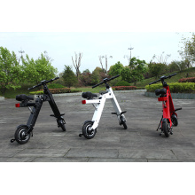Red White Black Mini Scooter Foldable 250W