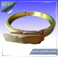 Custom pipe clamp,Customizable trough type hose clamp,Special hose clamp
